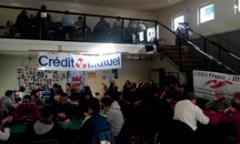 2015 - Tournoi caritatif à l'aide des 2 clubs du Val d'Oise (Cergy et Pierrelaye)