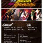 Affiche concert AMRO 9.10 mai