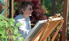 Les peintures de Béatrice NORMAND